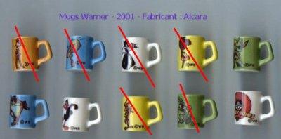 Mugs Warner