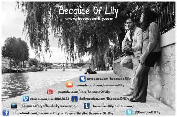 Rejoignez Because Of Lily!