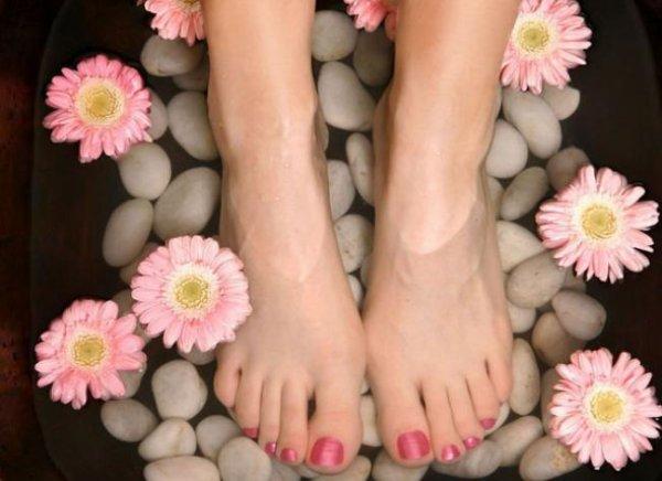 Avoir de beaux pieds