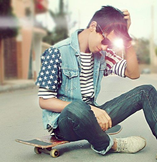 Style Homme été 2012 !