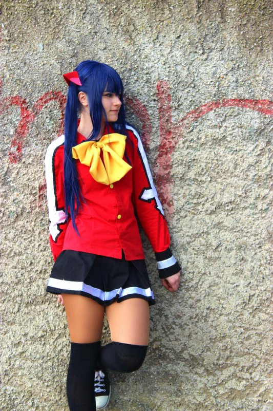 Mes cosplay ^^