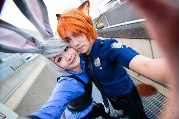 mes cosplay avec Otaku12