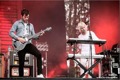 Vidéo de Sway au Reading Festival de 2004