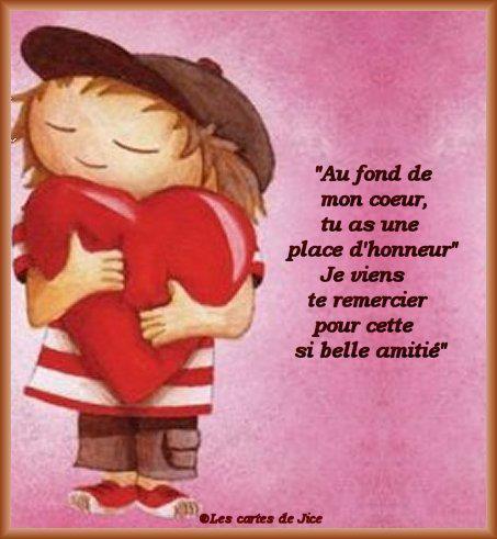 Pour mes amis Carole et Jacques