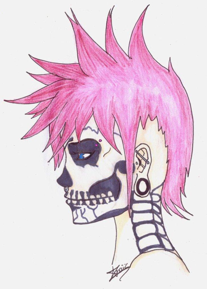 Skull girl ♥