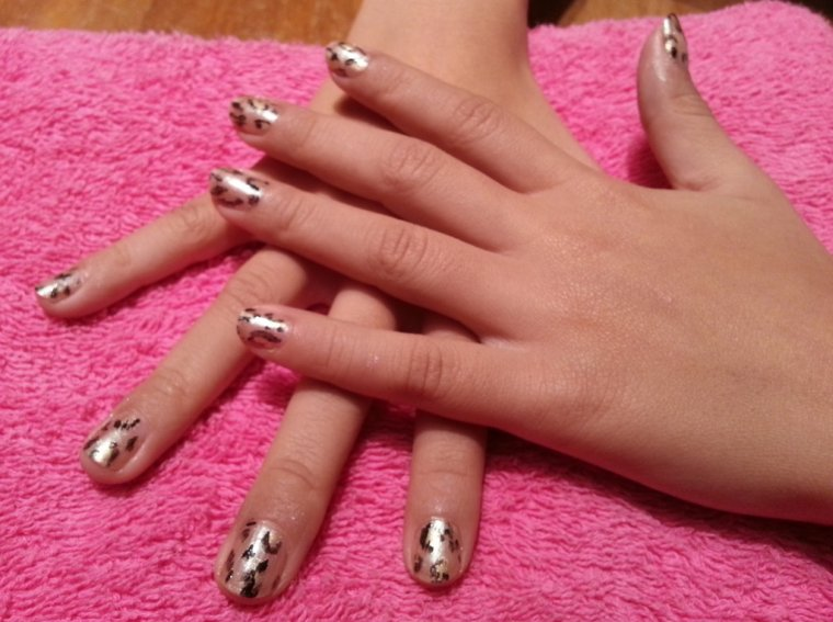 ♥ Deux nail art ♥