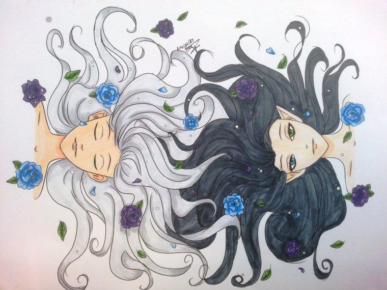 Eïryliä et Ellarya
