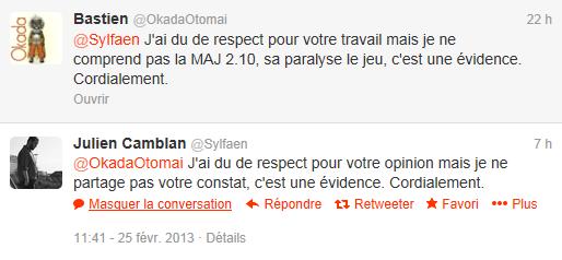 Tweet avec Sylfaen