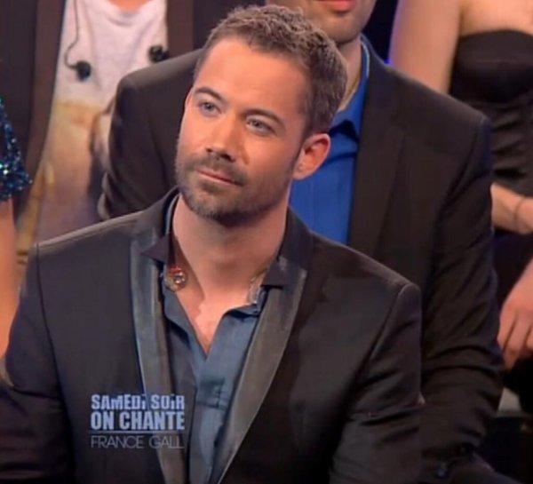 """Emmanuel Moire a """"Samedi Soir On Chante..."""""""