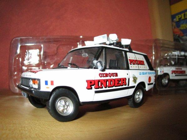 véhicule PINDER