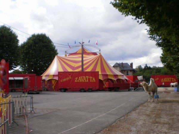 cirque F ZAVATTA de la famille PREIN