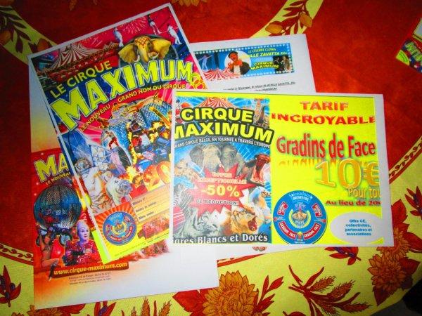 Cirque Maximum !!!