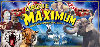Cirque Maximum , la tournée !!!