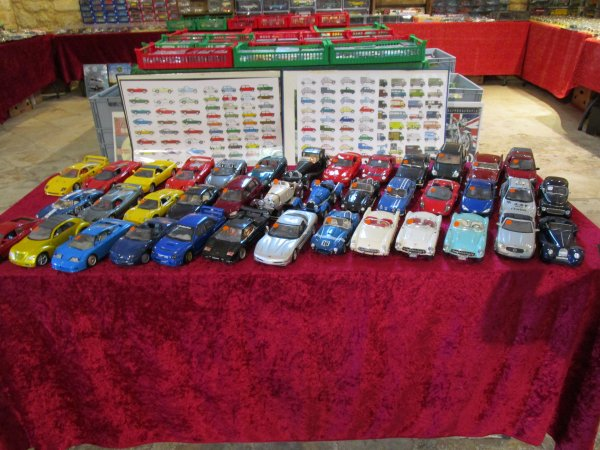 Le déballage de José , des véhicules en tout genre et pour toutes les bourses !!!
