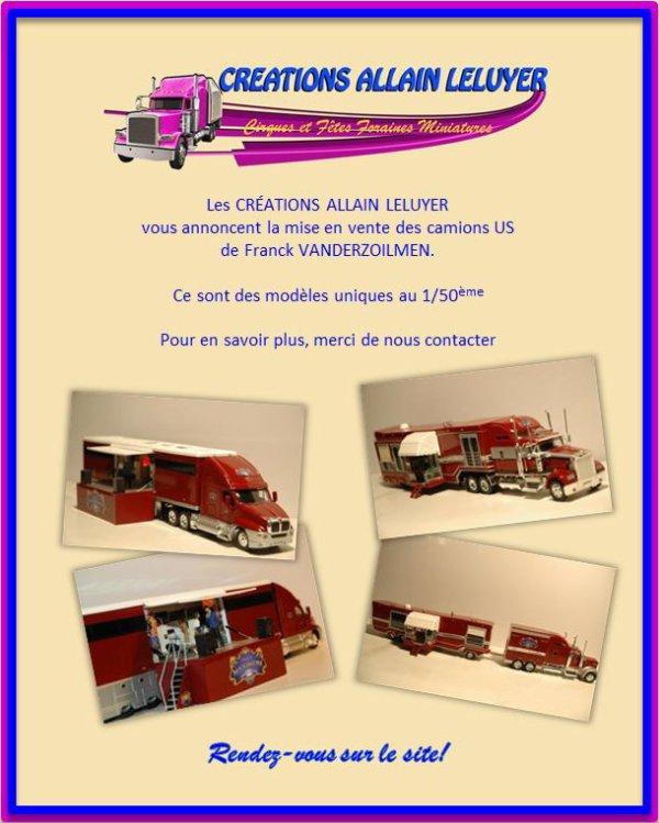 Créations Allain Leluyer !!!