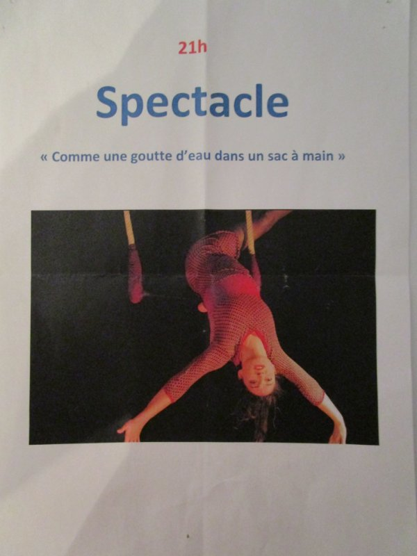 Spectacle !!!