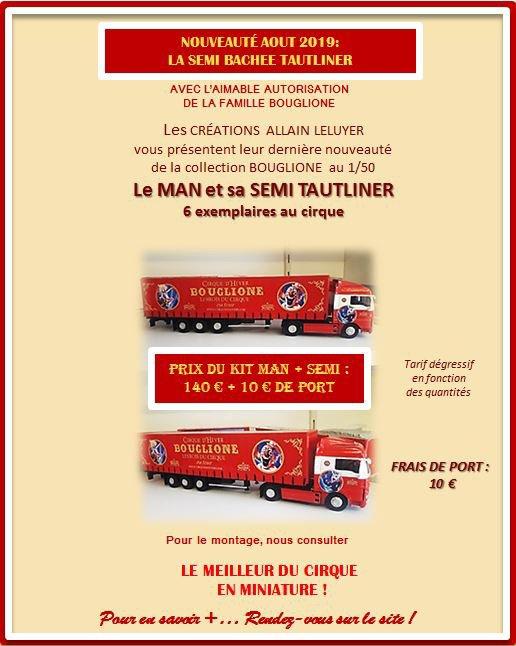 nouveautés aux créations Allain Leluyer !!!