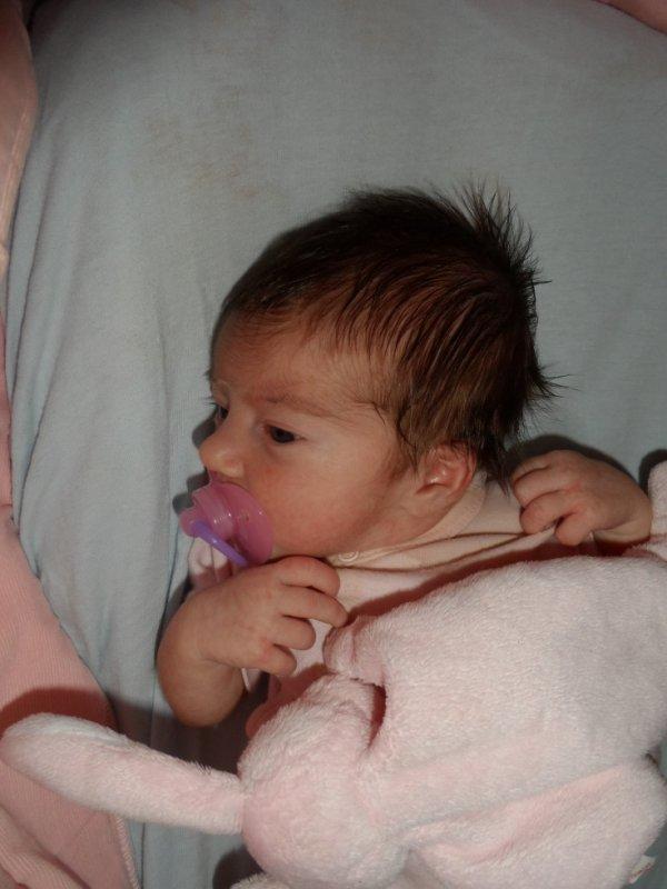 je vous présente ma fille Stella