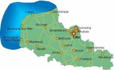 L'histoire des travailleurs du Nord-Pas De Calais, historiquement terre d'accueil             1/8