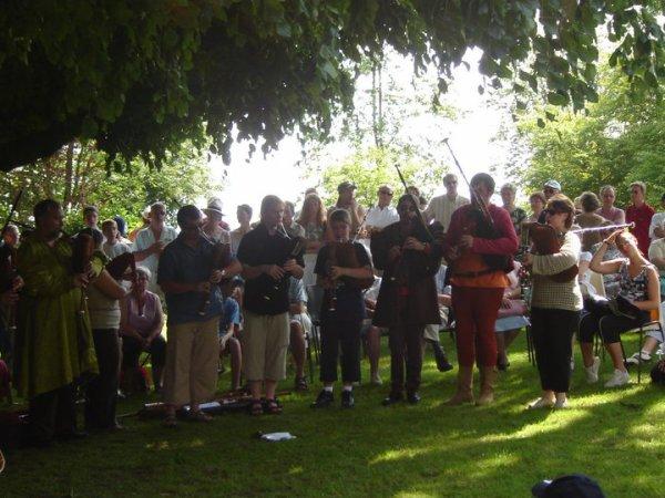 Festival de Cornemuse à Cassel