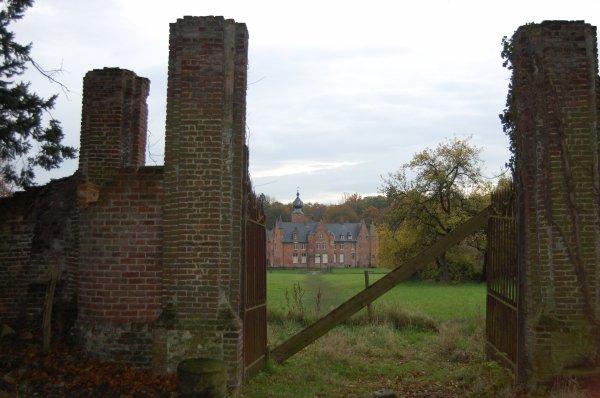 """Le Château de Rumbecke """" Roeselare Belgique"""""""