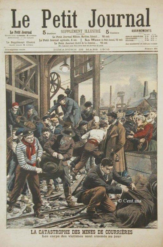 Courrières 10 03 1906