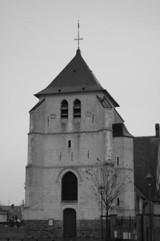 Eglise du  XV siècle Cambrin 62