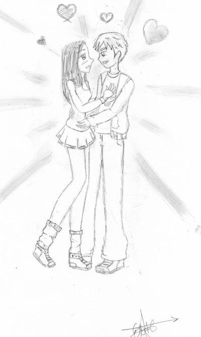 Couple Amoureux 3 My Little Net Life 3