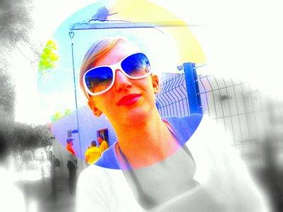 Ma Grande Blonde A moi :p <3