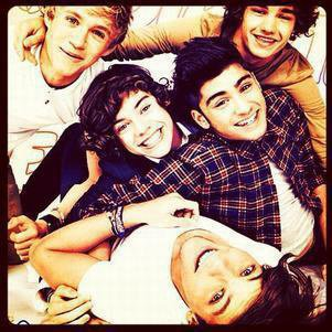 One direction (l) (l)