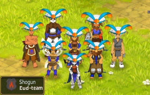 Présentation de la eud-team.