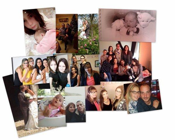 """Petit Patchwork de ma """"petite"""" famille"""