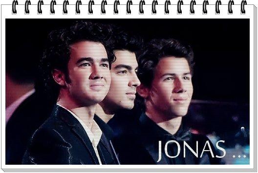 Jonas, un mot qu'il y a plus de deux ans n'avait aucun sense pour moi. Maintenant il raconte un bout de ma vie.