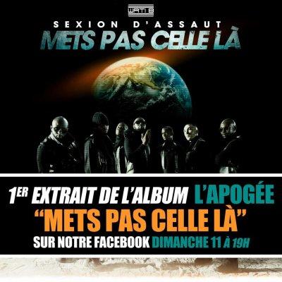 """1er EXTRAIT DE L'APOGEE """" METS PAS CELLE LA"""""""