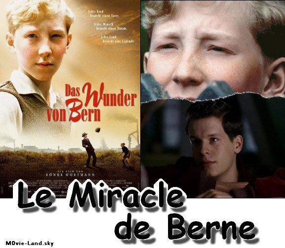 | Film |______________________________________________Le miracle de Berne