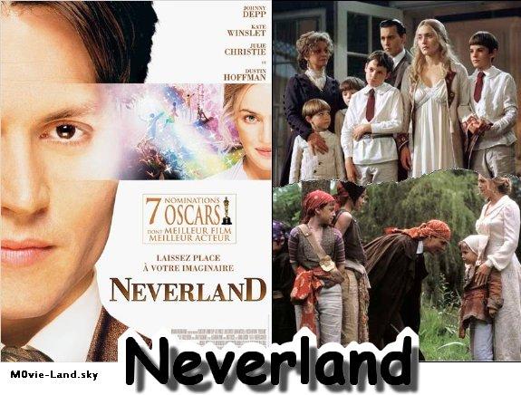 | Film |________________________________________________Neverland (2004)