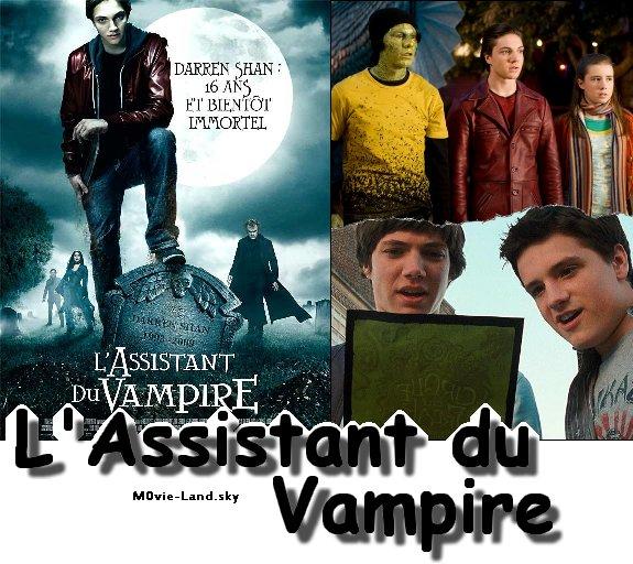 Film :  L'assistant du Vampire ► 2009 ◄