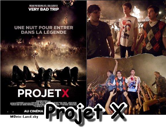 Film :  Projet X ► 2012 ◄