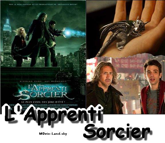 Film :  L'Apprenti Sorcier ► 2010 ◄
