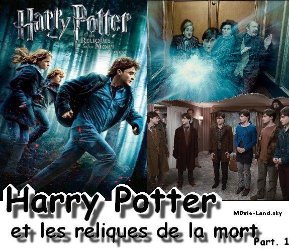 Film :  Harry Potter et les Reliques de la Mort (Parties 1 et 2) ► 2010 & 2011 ◄