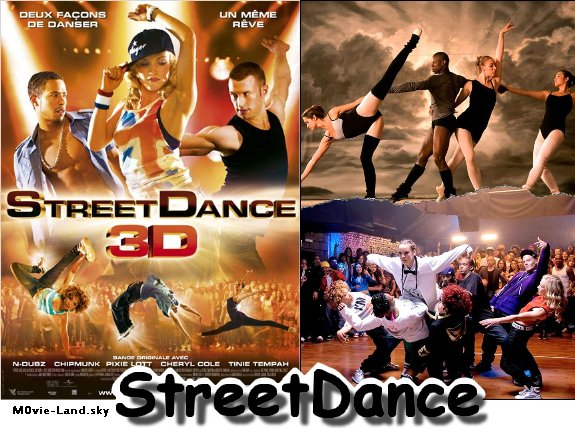 Film :  StreetDance ► 2010 & 2012 ◄