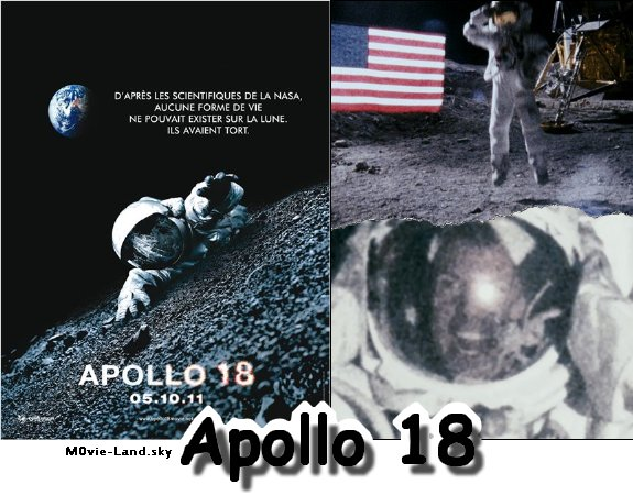 Film :  Apollo 18 ► 2011 ◄