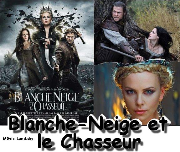 Film :  Blanche-Neige et le chasseur ► 2012 ◄