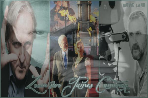Biographie :  James Cameron ♣ Réalisateur ♣