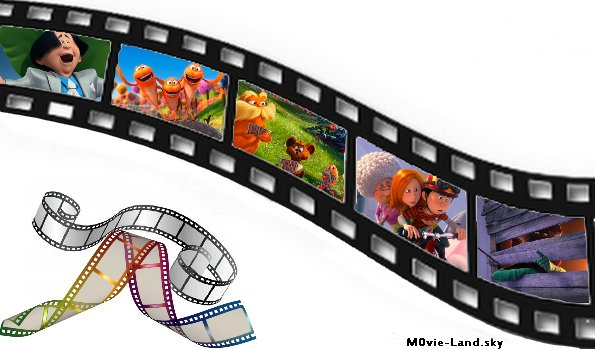 Dessin Animé :  Le Lorax ► 2012 ◄