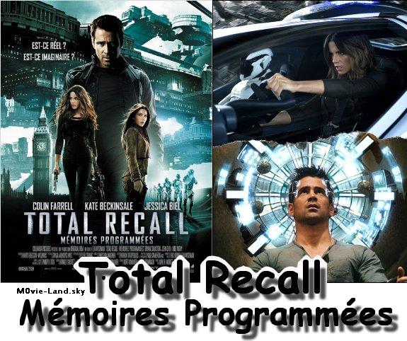 Film :  Total Recall : Mémoires Programmées ► 2012 ◄