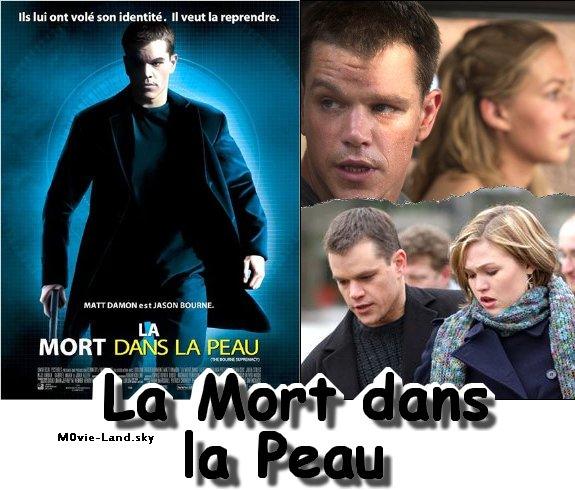 Film :  Jason Bourne (La trilogie) ► 2002 & 2004 & 2007 ◄