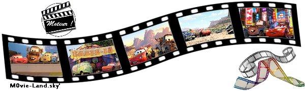 Dessin Animé :  Cars (1 et 2) ► 2006 & 2011 ◄