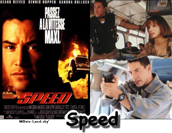 Film :  Speed ► 1994 ◄