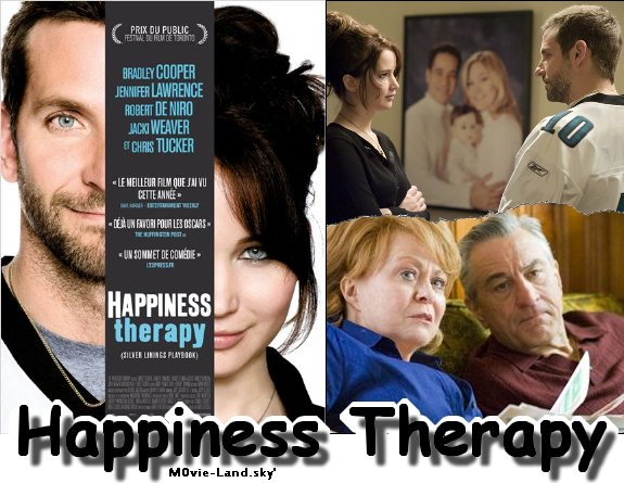 Film :  Happiness Therapy ► 2013 ◄